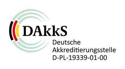 DAkk Deutsche Akkreditierungsstelle